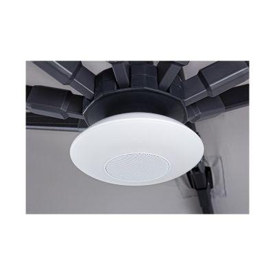 Lampada Speaker Bluetooth per ombrellone