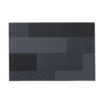 Tovaglietta blocks nera
