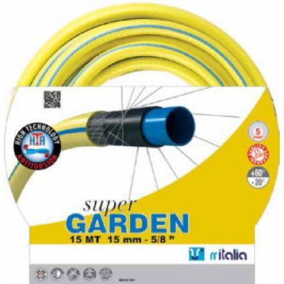 Tubo irrigazione Super garden 5/8 15 metri
