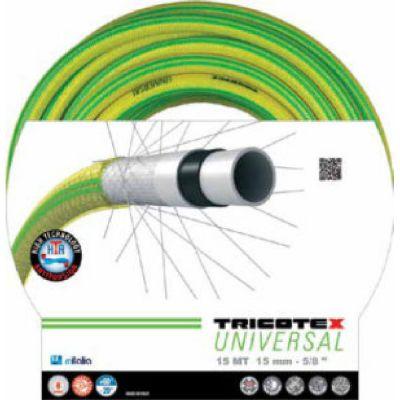 Tubo irrigazione Tricotex universal giallo 15 metri