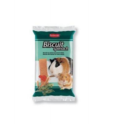 Biscotti agli spinaci per roditori 30g