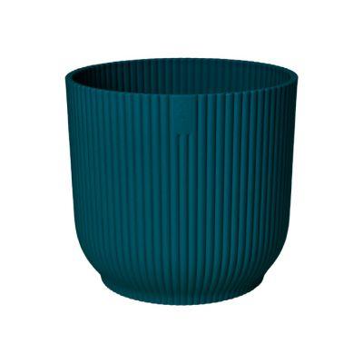 Vibes fold round deep blue