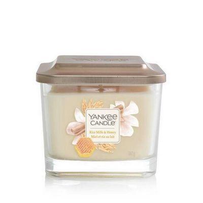 Elevation Rice Milk & Honey Candela profumata Media