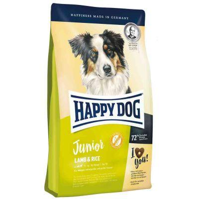 Happy Dog Junior Agnello e Riso 4 kg