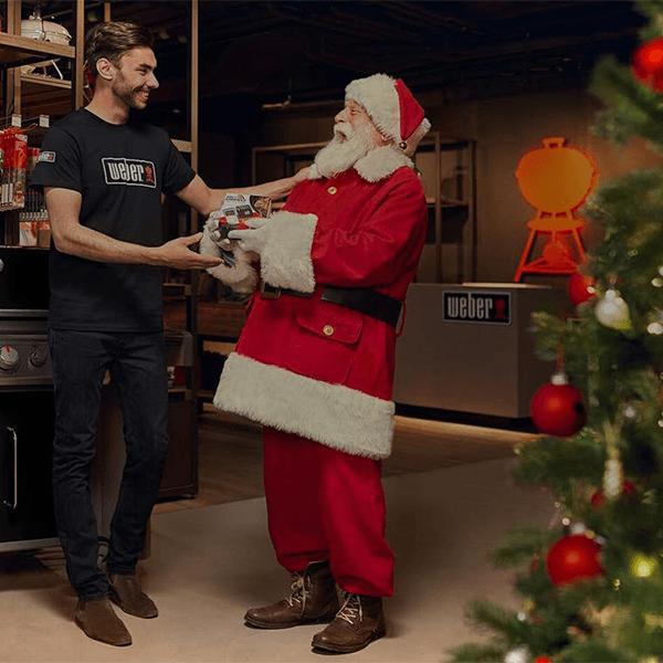 regalo weber